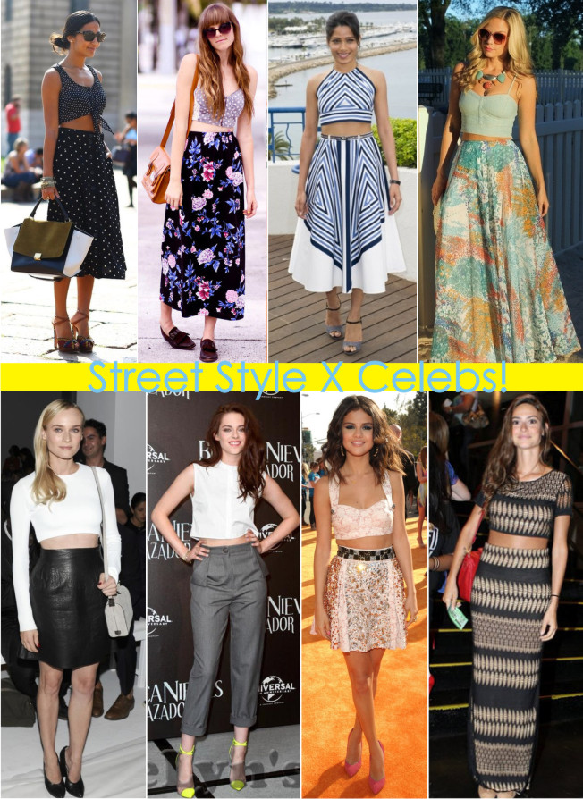 Trend Alert: Cropped Top!