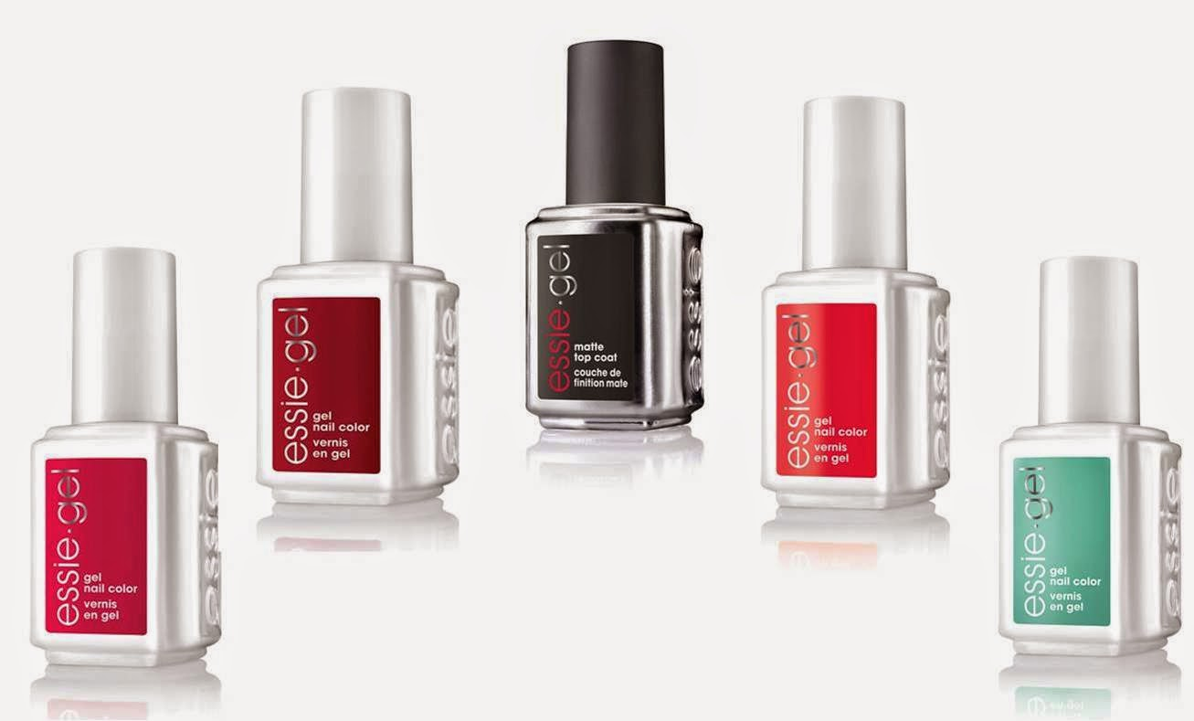 My Vitrina: Beauty Flash: Essie Gel Nail Polish Collection