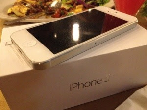 Terkini Tugasan Contest iPhone 5 Gajet Impian