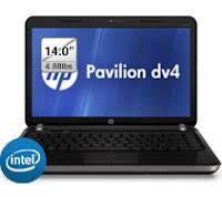 HP Pavilion dv4t series