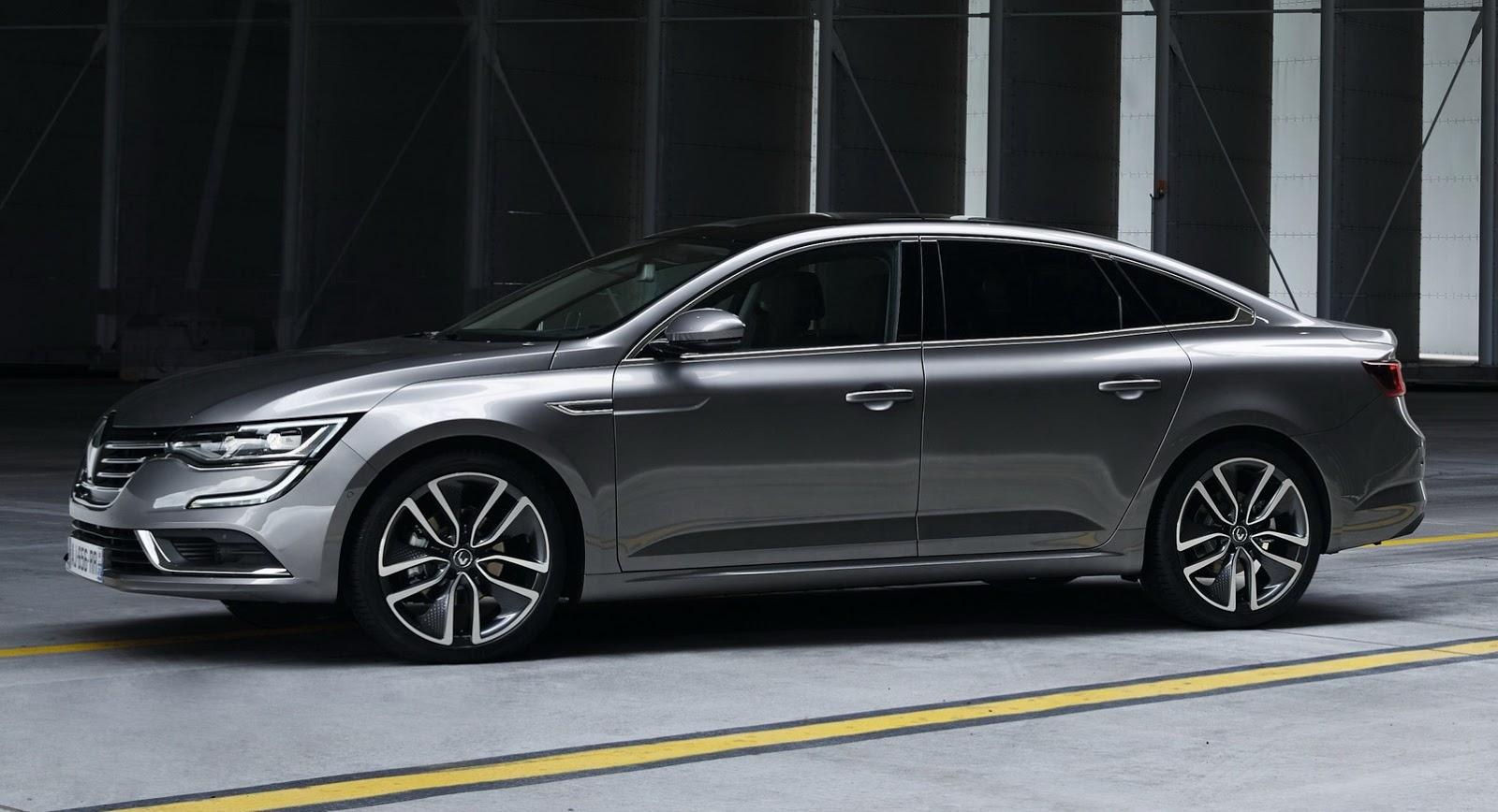 Renault Talisman Geliyor Sekiz Silindir
