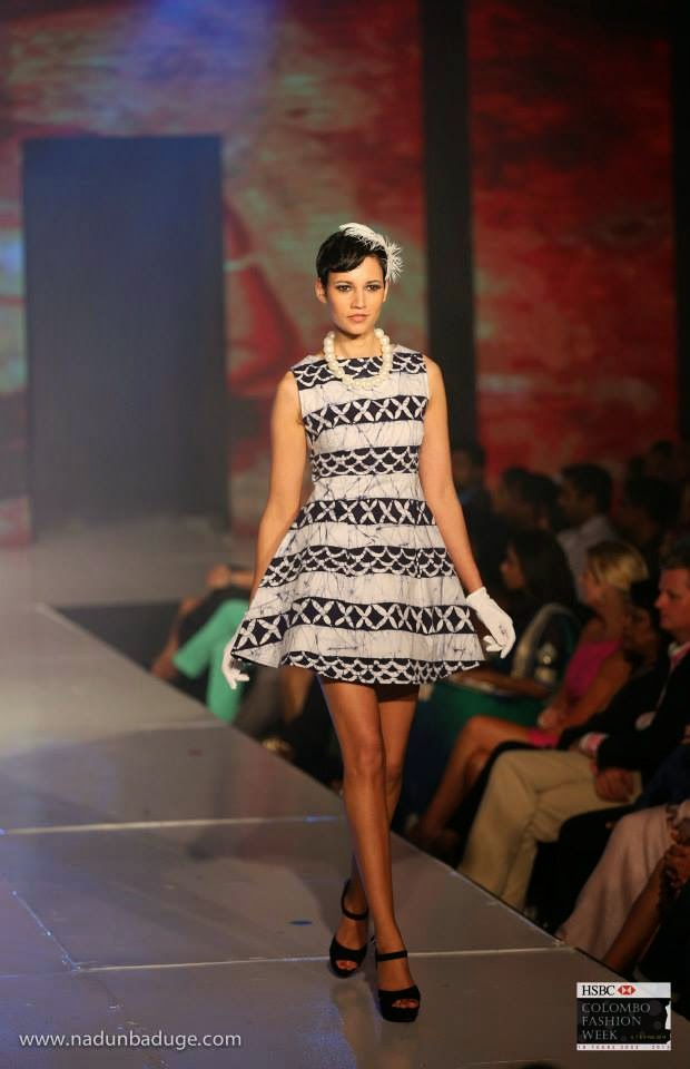 Sonali Dharmawardena at HSBC CFW Day 3