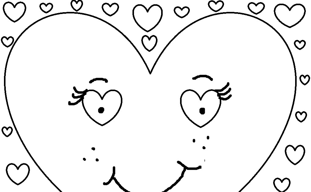 teacher valentine coloring pages - photo#5