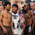 Pacquiao-Bradley Official Weigh-In 06-09-12