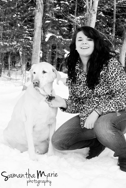 yellow lab and furmomma millinocket maine
