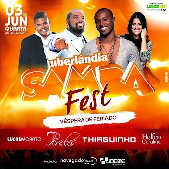Uberlânia Samba Fest