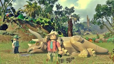 LEGO Jurassic World [RELOADED] Screenshot 2