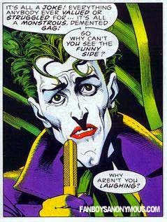 Comics Batman Joker Funny Laugh