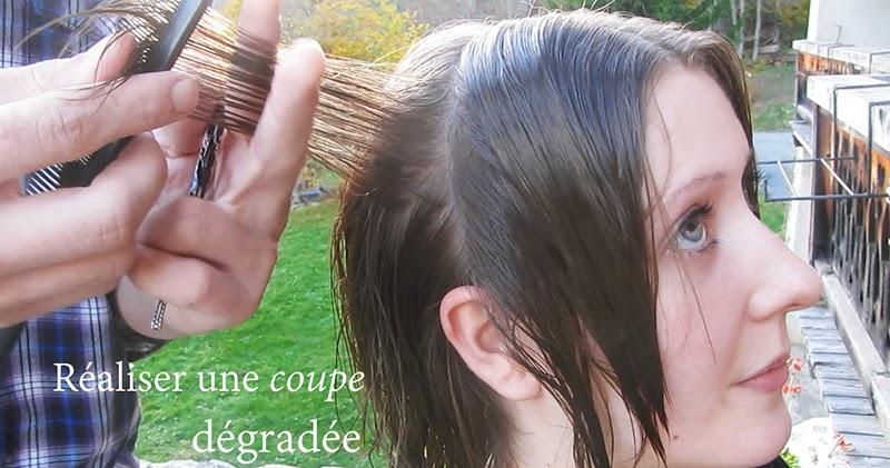 Coupe De Cheveux Mi Long Comment Realiser Une Coupe Degradee Cheveux Mi Longs