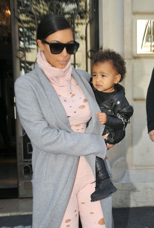 Has Kim Kardashian Nori really forgotten in the hotel