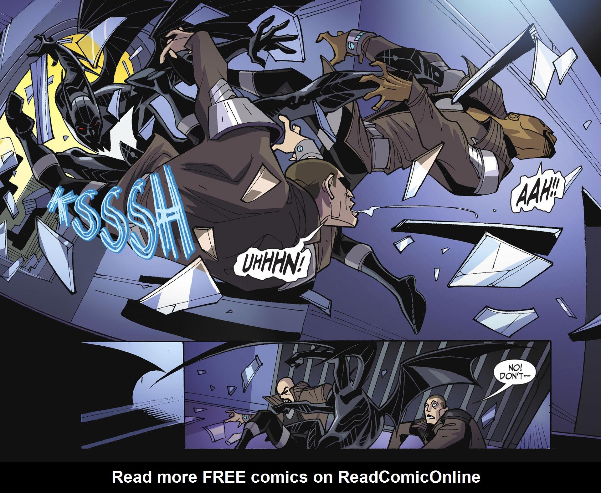 Batman Beyond 2.0 Issue #22 #22 - English 17