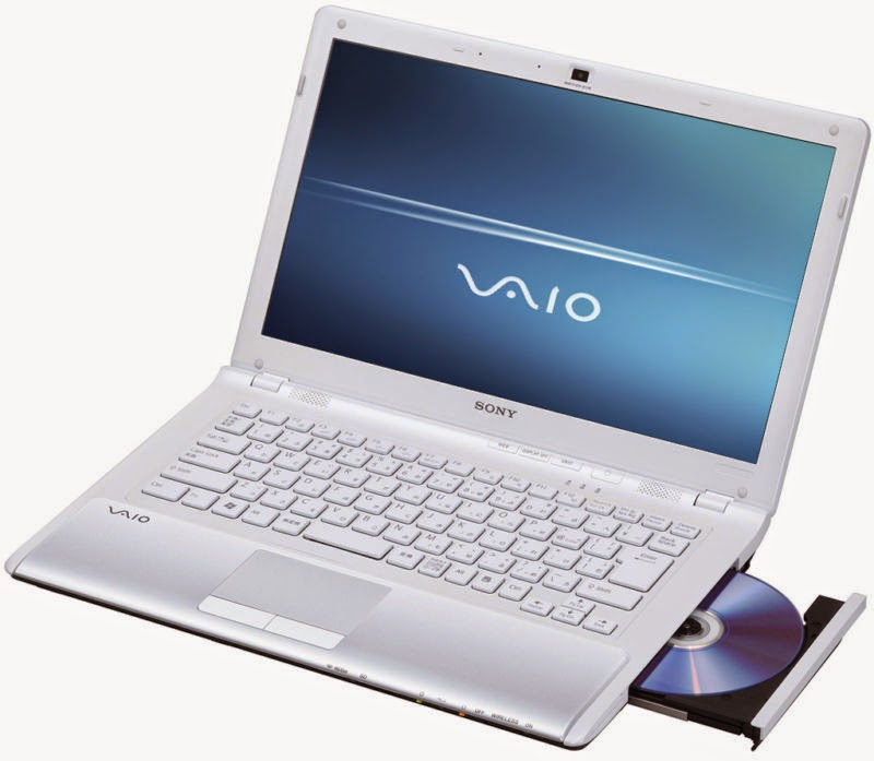 Notebook Sony Vaio Core i5 E Series
