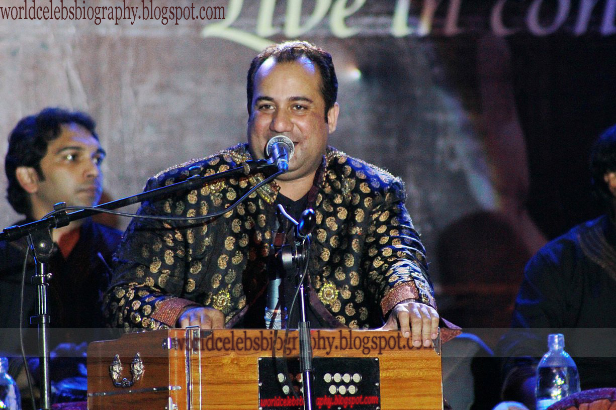 Wallpaper Rahat Fateh Ali Khan