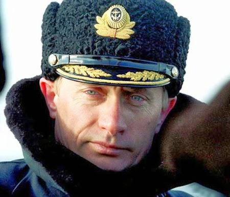 Vladimir Vladimirovich Putin, tổng thống Nga, Nga