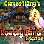 Games4King Lovely Bird Escape