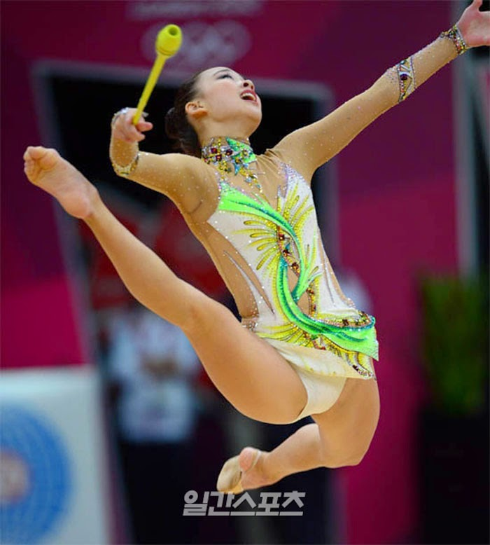 son yeon-jae hot korean rhythmic gymnast 02