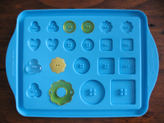 Gedeo Buttons Silicone Mould