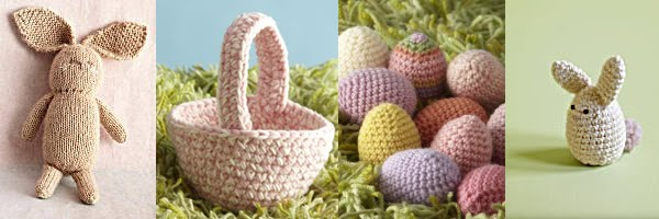 FREE EASTER CROCHET KNITTING PATTERNS   Easy Crochet Patterns