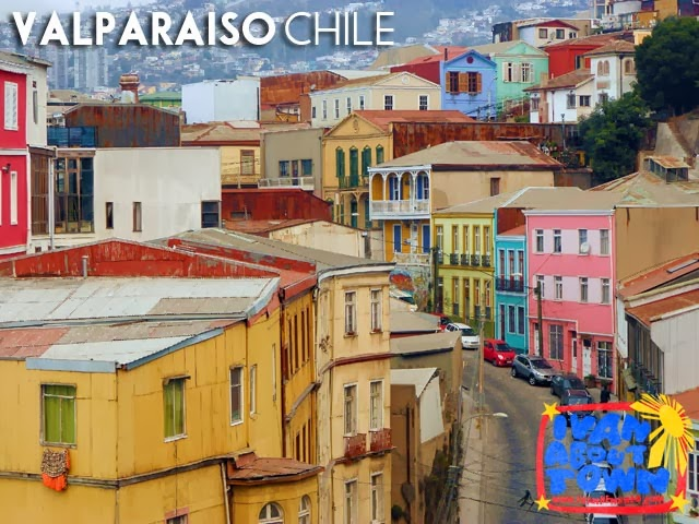 Cerro Concepción, Valparaíso, Chile