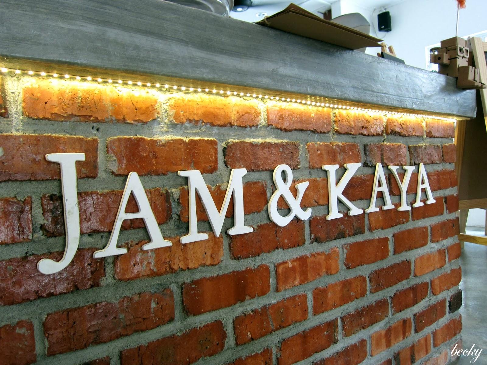 Jam Kaya Cafe Pj Palms Sports Center Becky Wong
