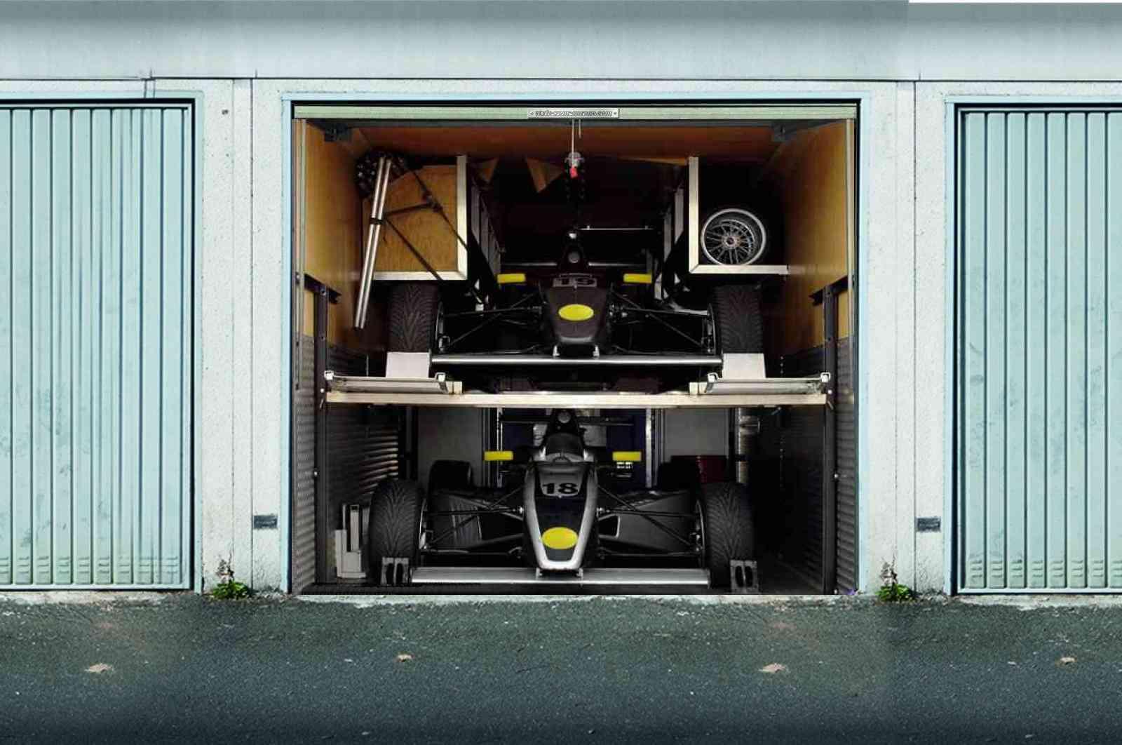 La sandunga garajes 3d - Garaje de coches ...