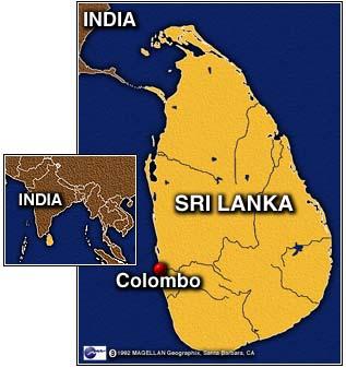 Una visión marxista de la historia de Ceilán - libro de N. Shanmugathasan - formato pdf Colombo-sri-lanka-map