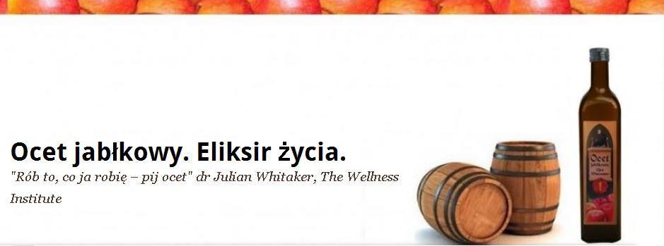 Ocet jabłkowy Blog