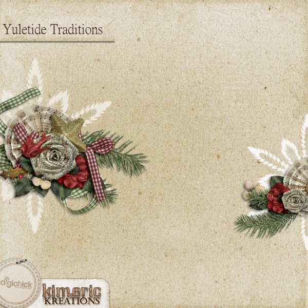 Yuletide Traditions page cluster!