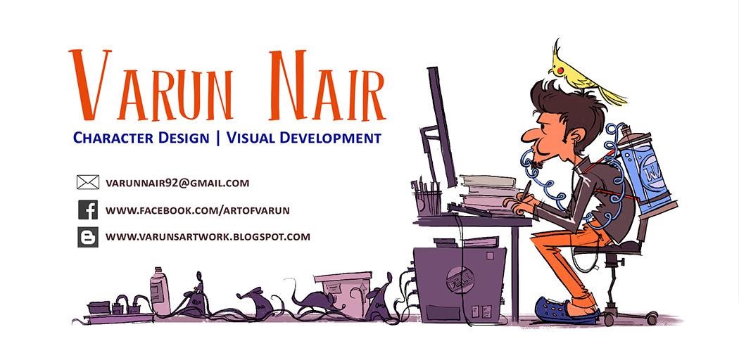 Varun's Blog