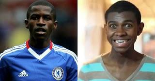 Famoso pelo vídeo do 'Para Nossa Alegria!', que bombou na internet há alguns meses, Jefferson é muito parecido com o volante Ramires, que defende o Chelsea.