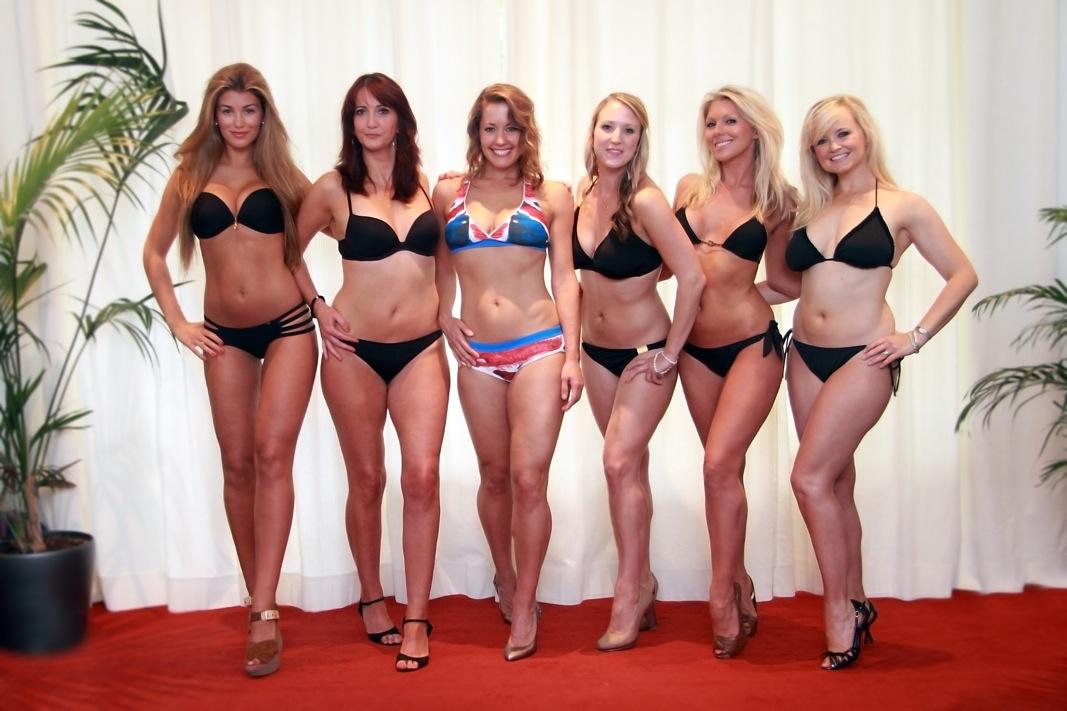 Bikini Dream Team