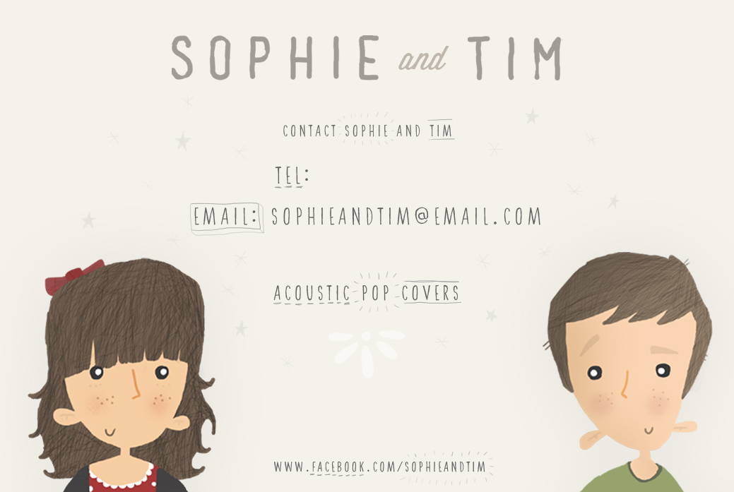 Brendan Kearney - Illustration and design: Sophie and Tim