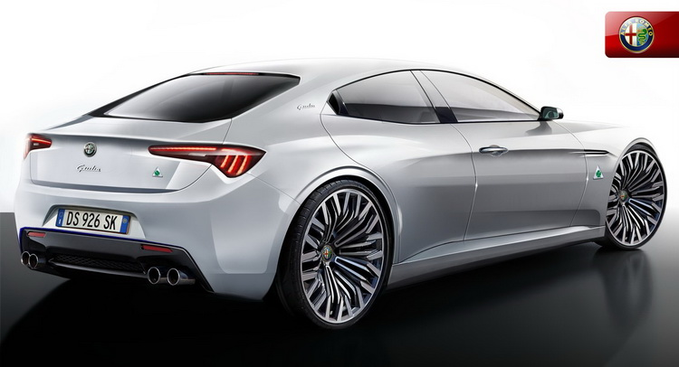 Alfa Romeo Giulia (2014) - the latest on new 159 by CAR Magazine