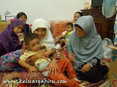 Silaturahmi keluarga Surabaya