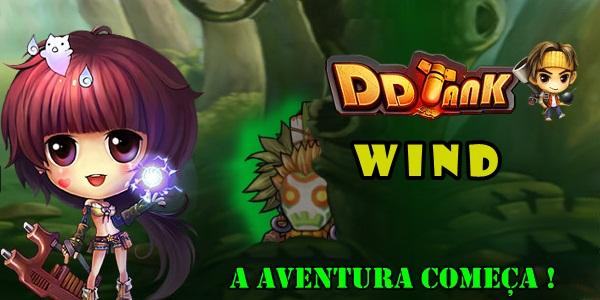 DDTank Wind - A Aventura Começa !