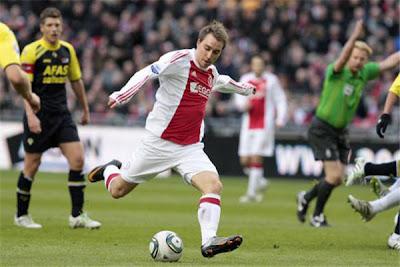 Christian Eriksen - Ajax Amsterdam (2)