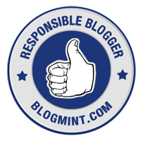 A responsible blogger!