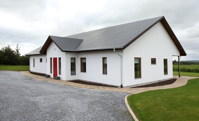 A Scandinavian Passive House in Galway.