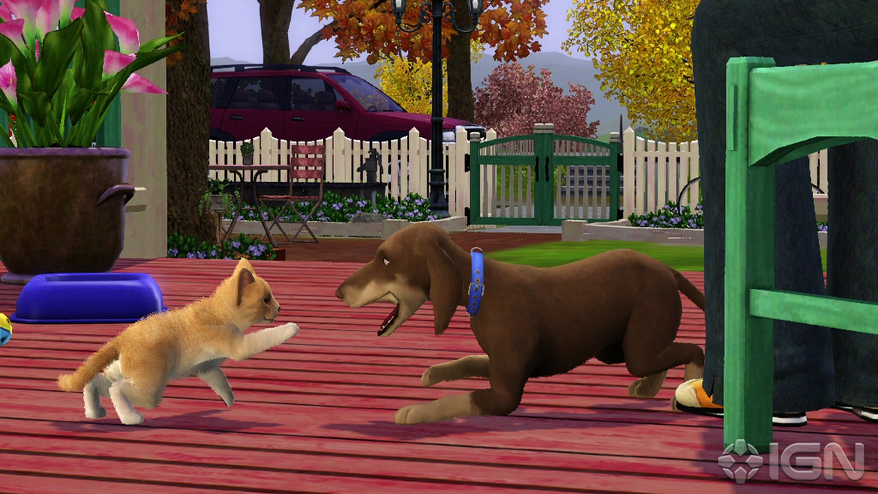 The sims 3 pets cheats xbox 360 - a