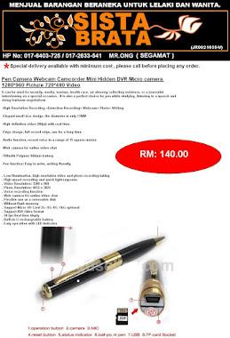 Camera Pen RM 140