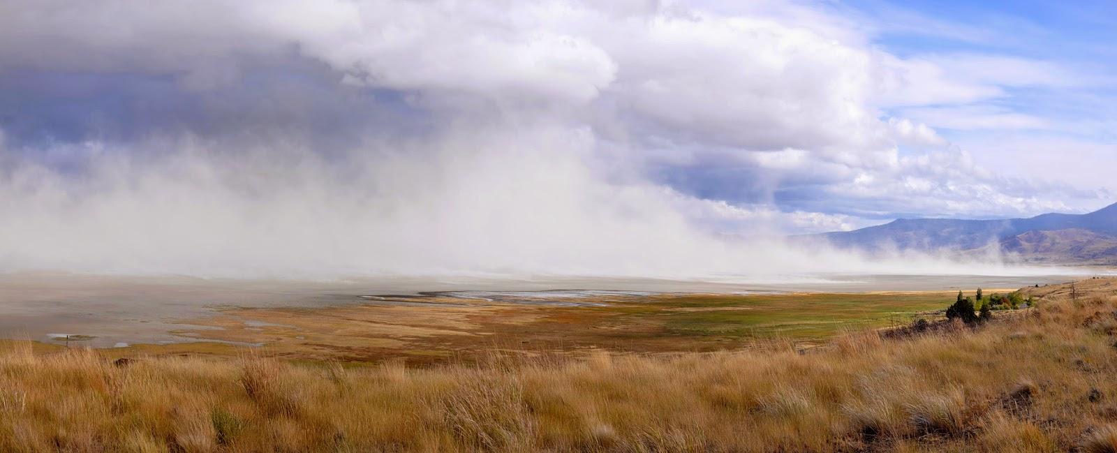 Inland northwest weather blog milky rain for Summer lake