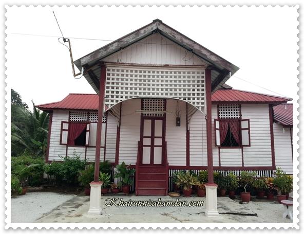 Rumah Tradisional Johor