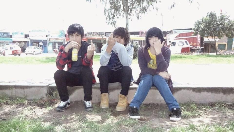 Luis Noe, Bryan & Erick