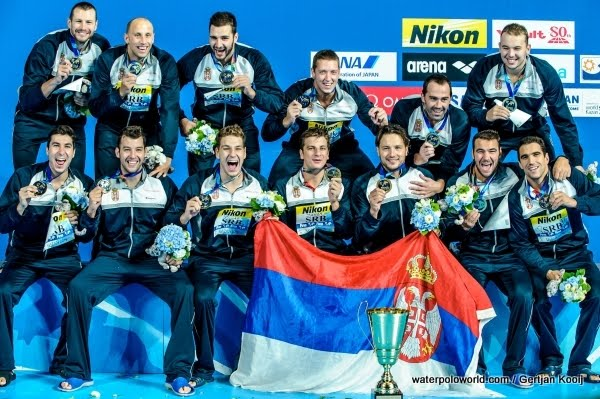 Serbia - World Champion Men, Kazan 2015