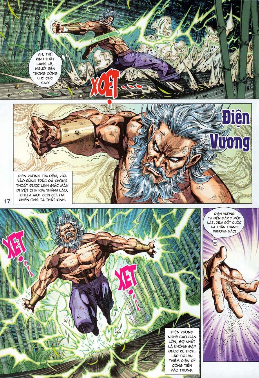 Tân Tác Long Hổ Môn chap 294 - Trang 17