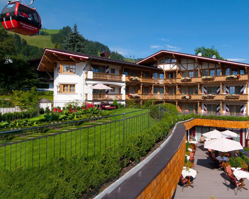 Best Western Premier Hotel Kaiserhof, Kitzbuhel, Austria