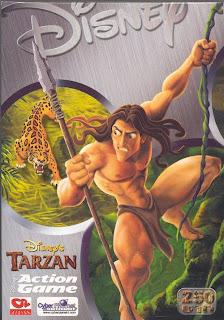 tarzan pc game