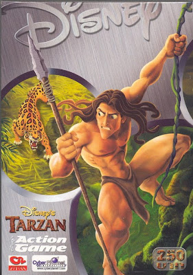 Disney's Tarzan Game Download
