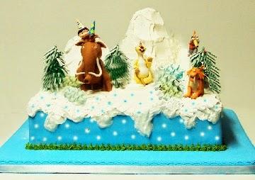 Tortas Era del Hielo, parte 1