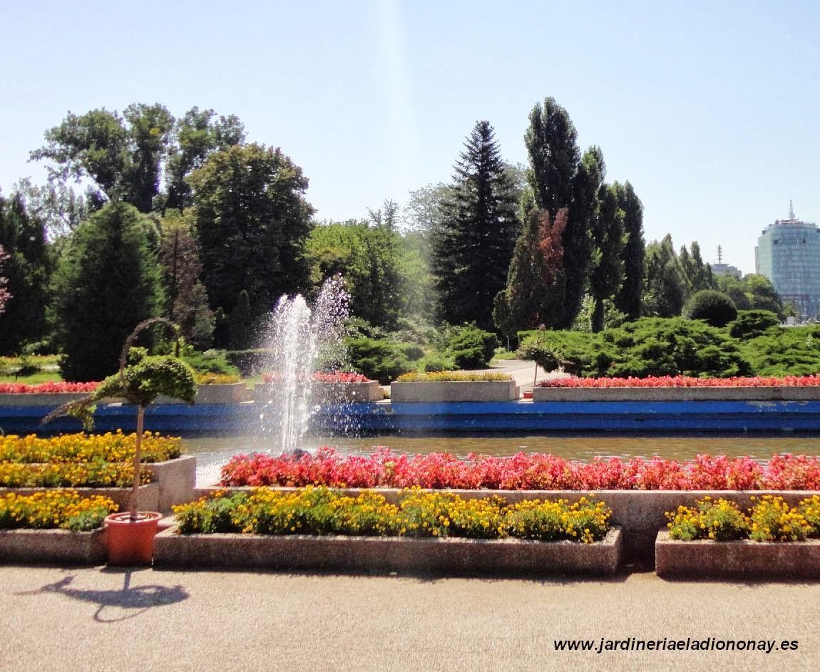 Jardineria eladio nonay una ciudad m s amable jardiner a - Jardineria eladio nonay ...